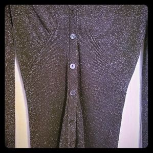 Blingy black Express sweater
